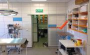 Operační sál pro malá zvířata